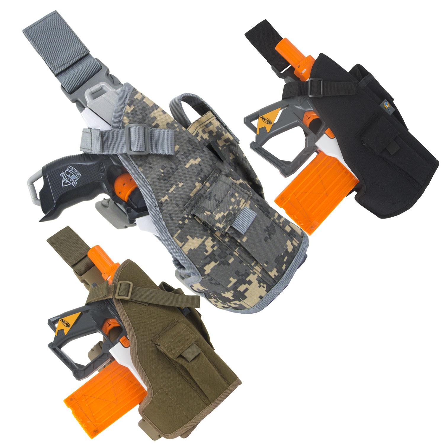 Nerf Gun Birthday Party Invitations Nerf Gun Holster Made From Duct Tape  these Instructions Would Be